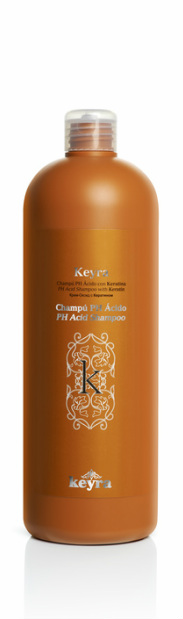 Keyra PH Acid šampón s Keratinom 1000ml
