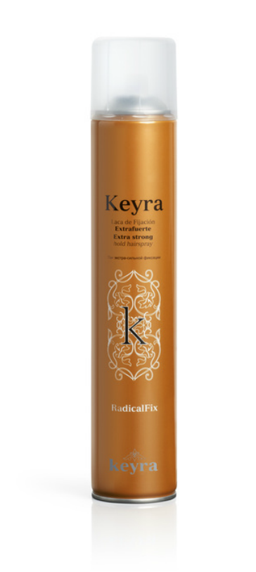 Keyra Hairspray Extra strong-extra silný vlasový spray 500ml