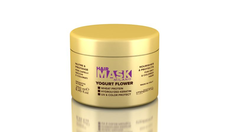 Imperity maska yougurtová flower 250ml