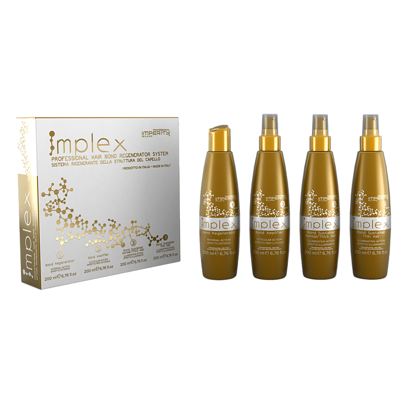 IMPLEX Hair Bond Regenerator System