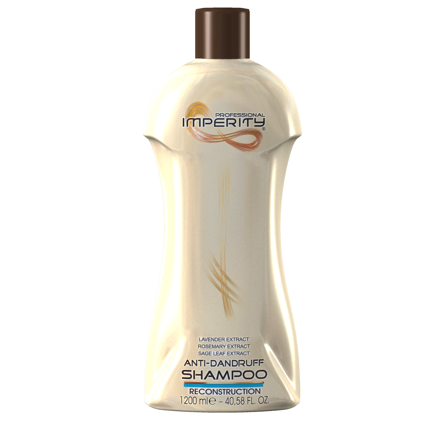 Imperity Šampon proti lupinám 1200ml, Imperity