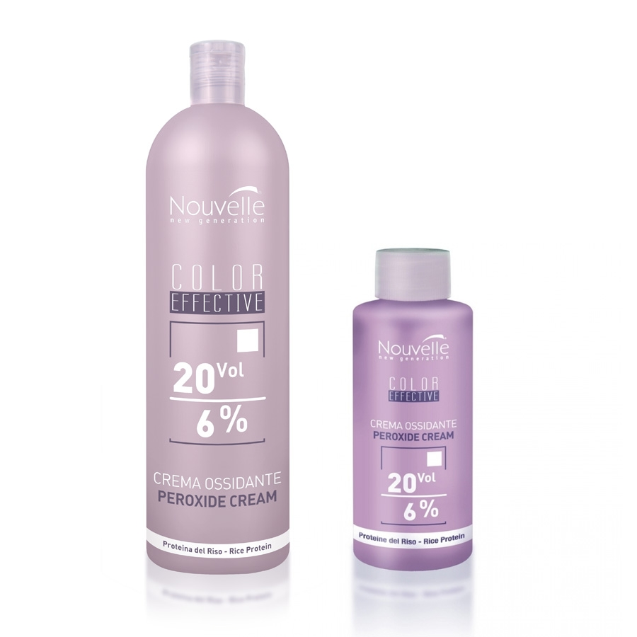 Nouvelle Peroxid s proteínom 3% 100ml Nouvelle